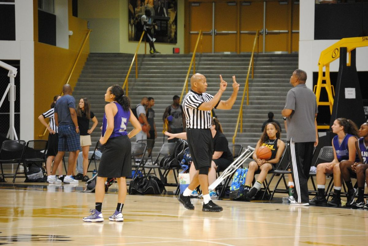 Parents And Coaches: Back Off The Referees