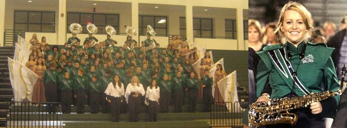 A Thank You Letter To High School Marching Band