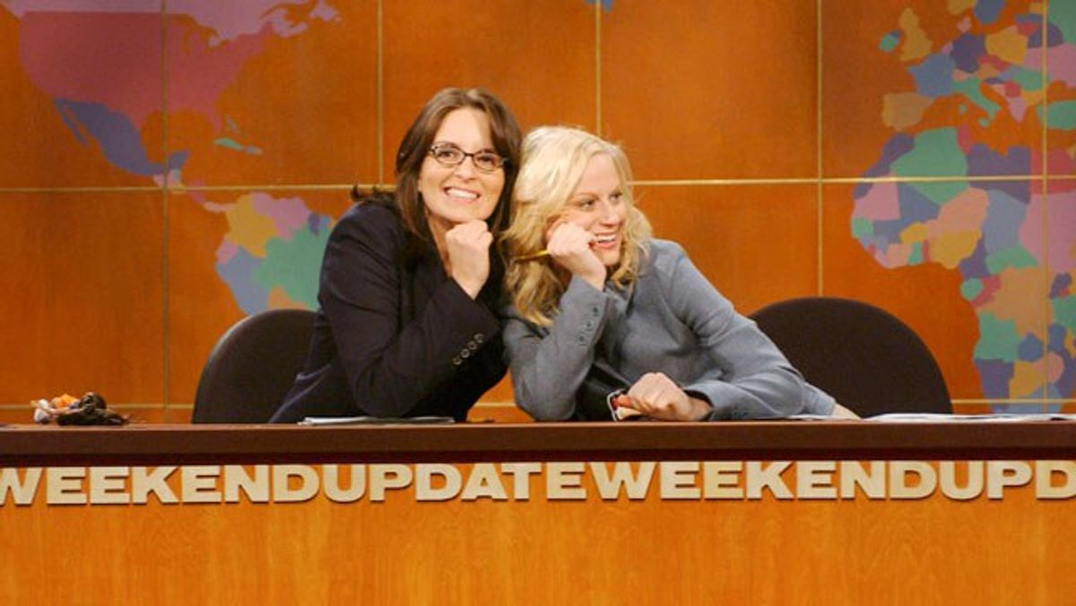 11 Reasons To Get Pumped For Tina Fey And Amy Poehler Hosting SNL