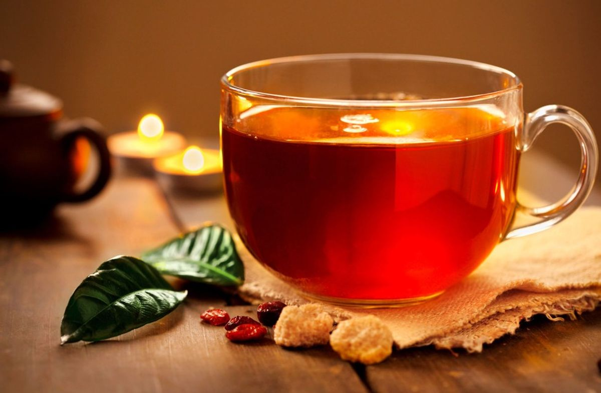 6 Reasons You Should Drink Tea