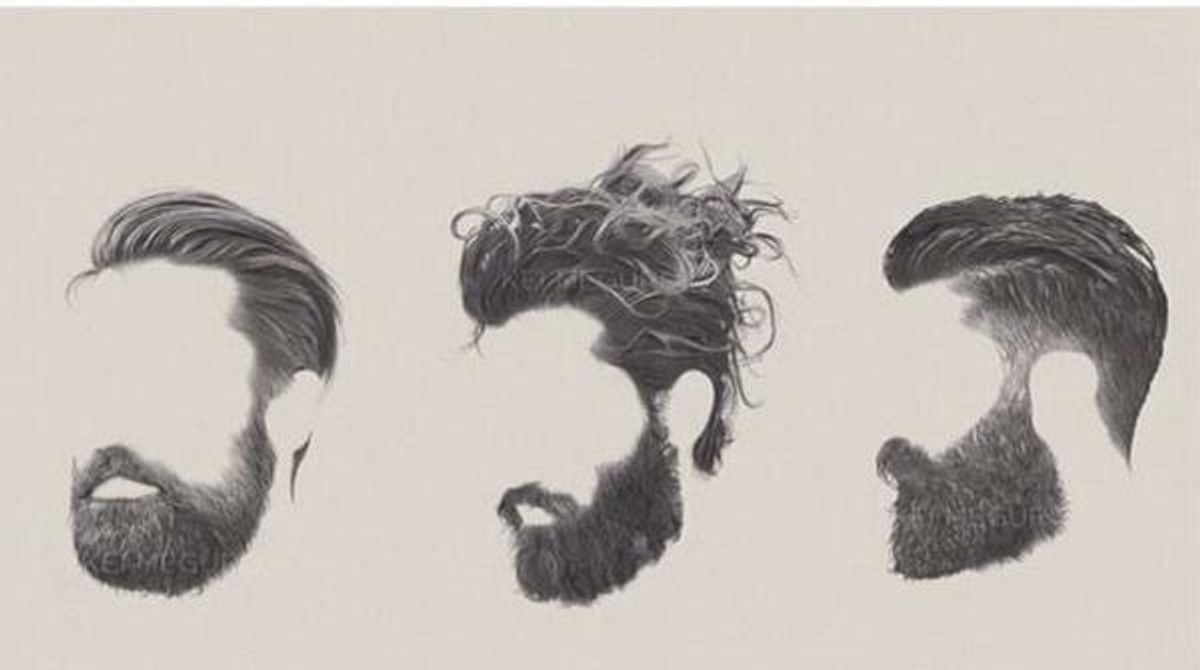 What A Guy's Hairstyle Says About Him