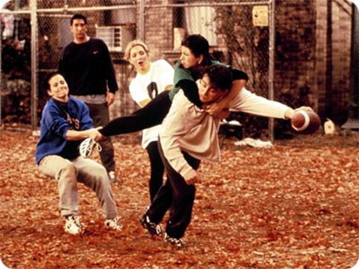 The Definitive Ranking Of The Thanksgiving Episodes Of 'Friends'