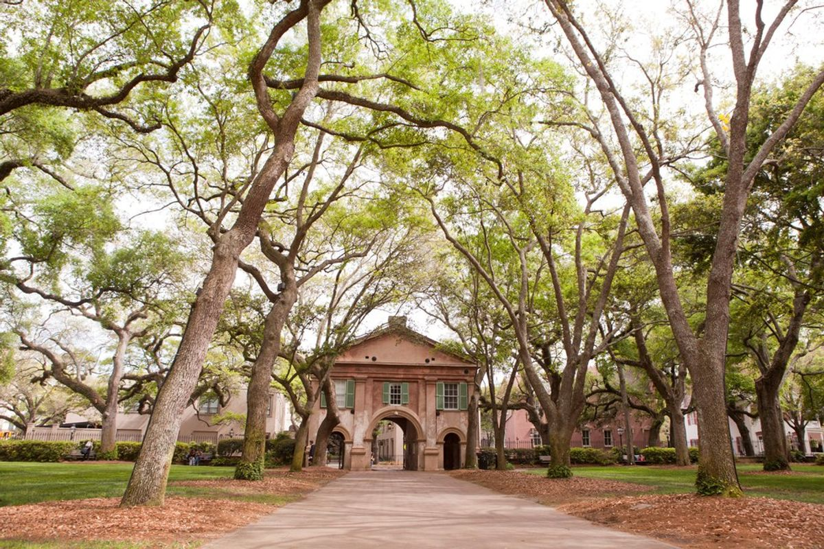 14 Terms That Only CofC Students Will Understand