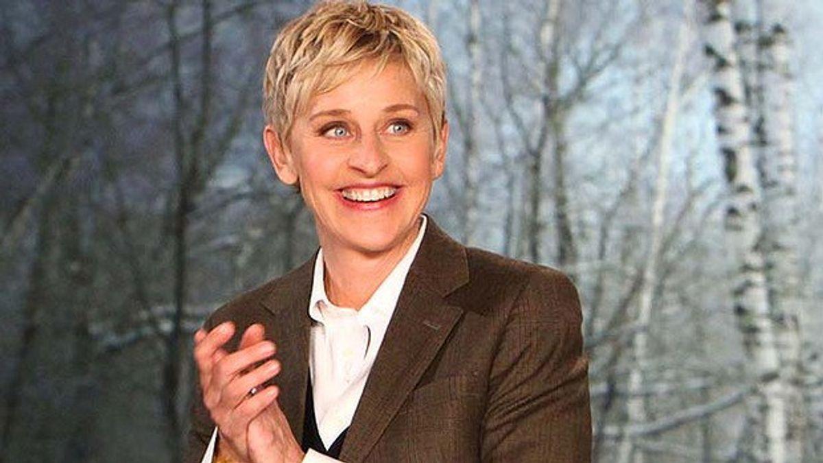 8 Reasons We All Love Ellen DeGeneres
