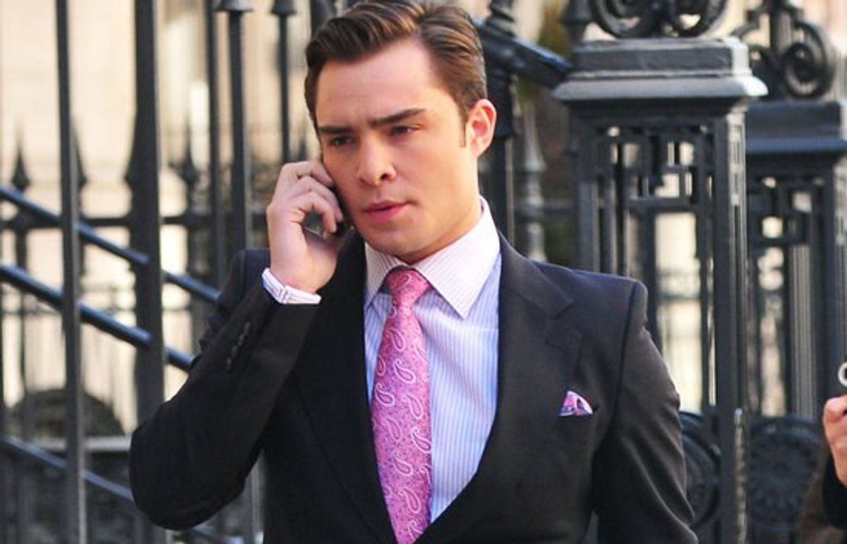 12 Reasons I Will Forever Be In Love With Chuck Bass