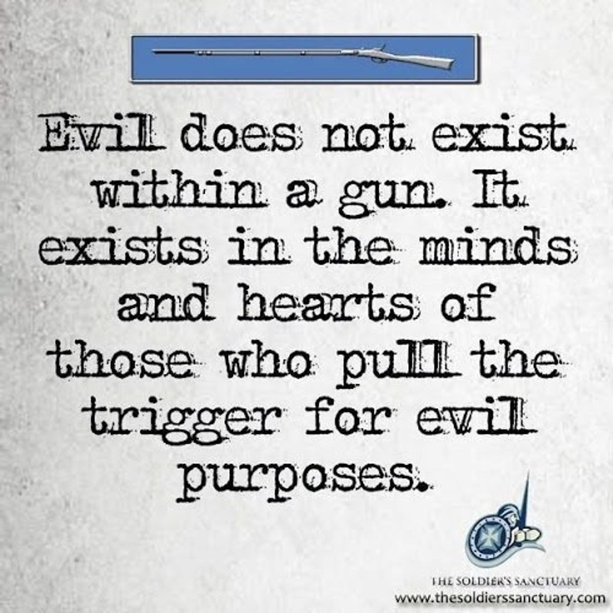 I Shoot Guns Recreationally, But Don't Blame My Family For Gun Abuse