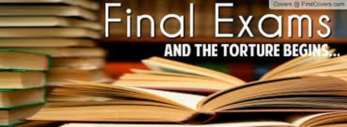 Emotional Stages Of Finals In Gifs