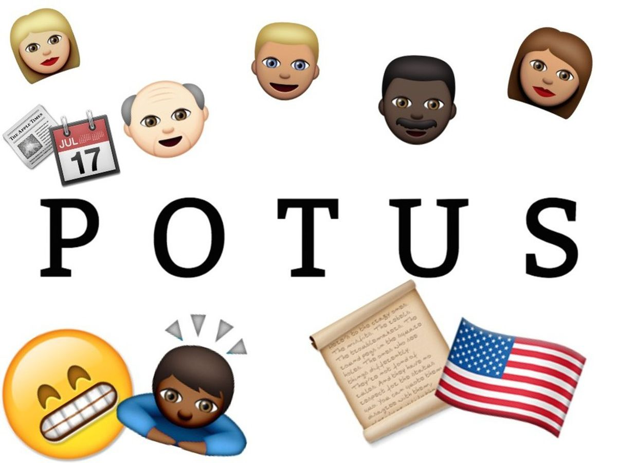 If The Presidential Candidates Had Favorite Emojis