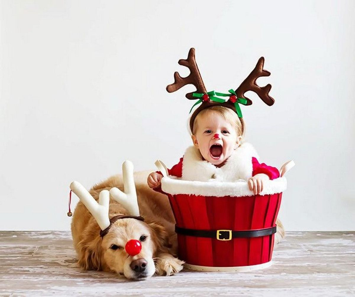 13 Signs You're A Christmas Baby