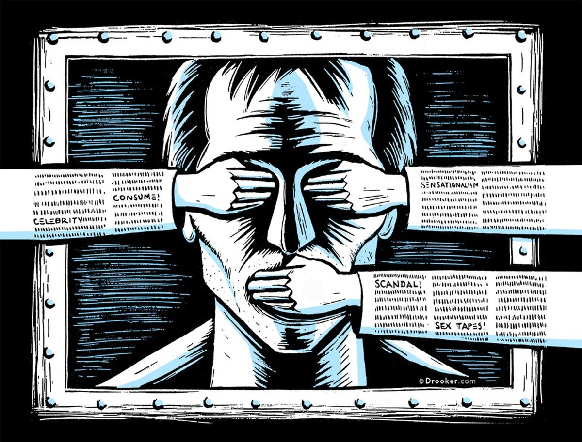 The Tyranny of Fear and Censorship