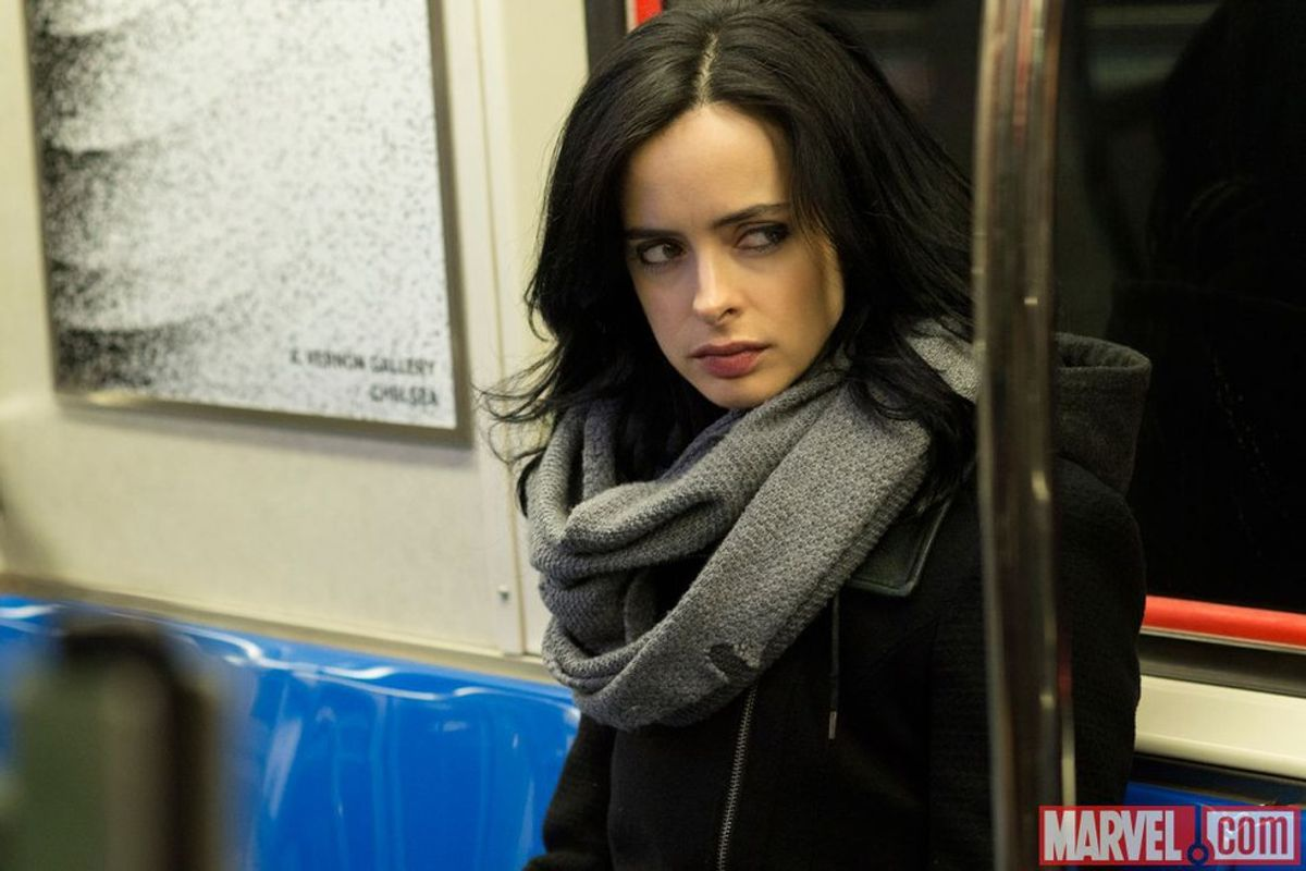 5 Reasons To Add 'Jessica Jones' To Your Netflix Queue Immediately