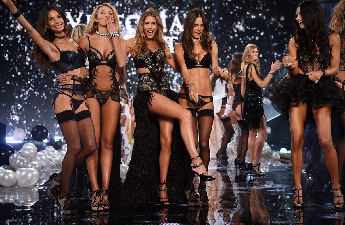 What The Victoria's Secret Fashion Show Means To Men