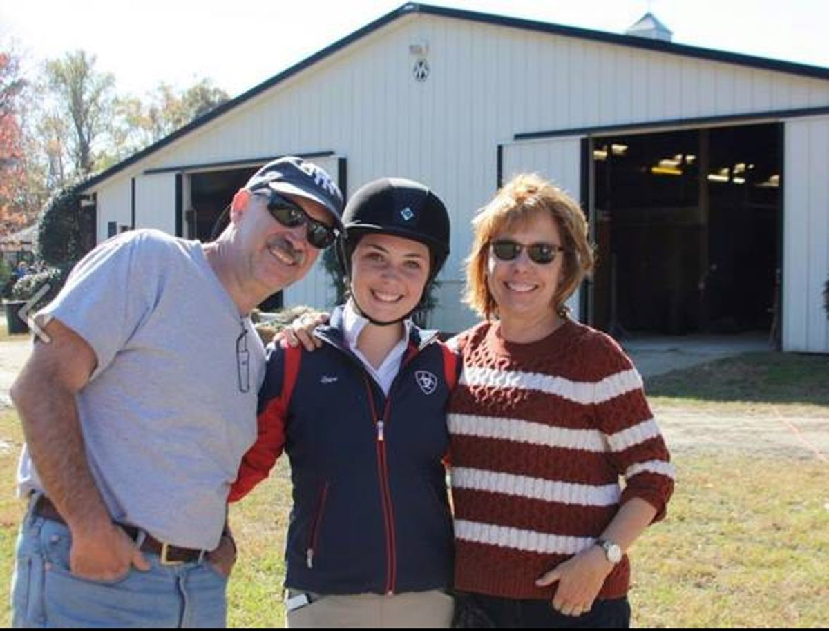 An Ode to Horse Show Parents