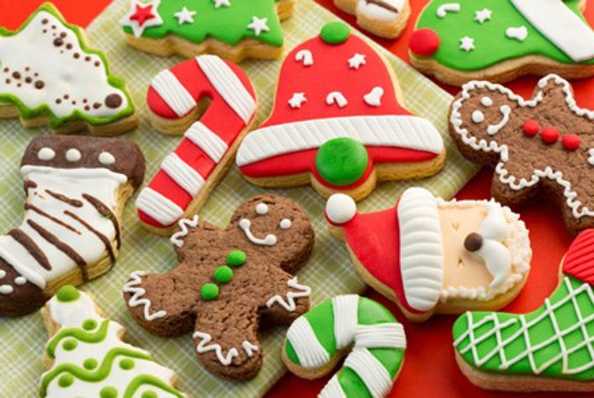 7 Tips On How To Survive The Season Of Holiday Cookies