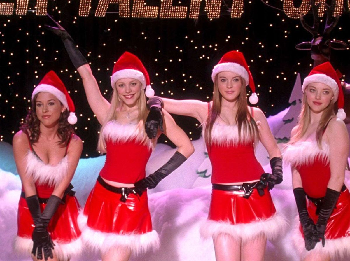 The 12 Days Of Christmas For The 'Mean Girls' Mega-Fan