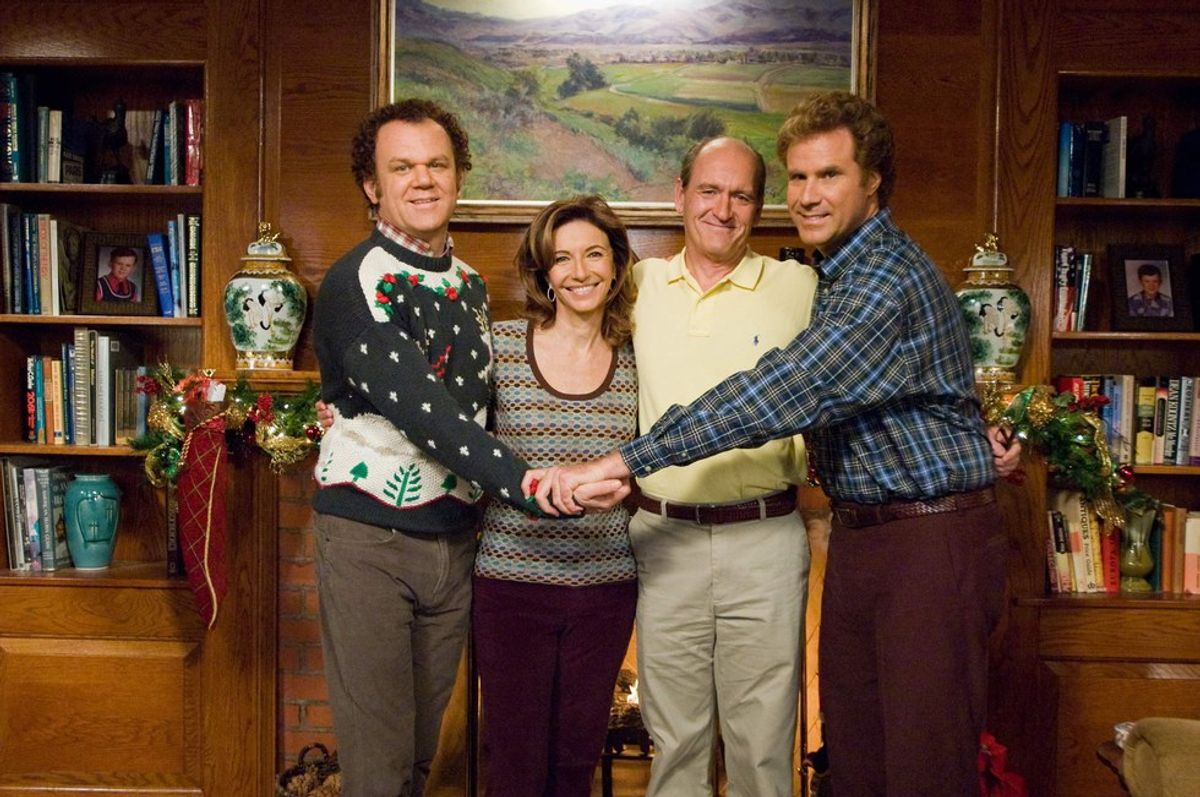 12 Awkward Family Conversations To Look Forward To This Holiday Season