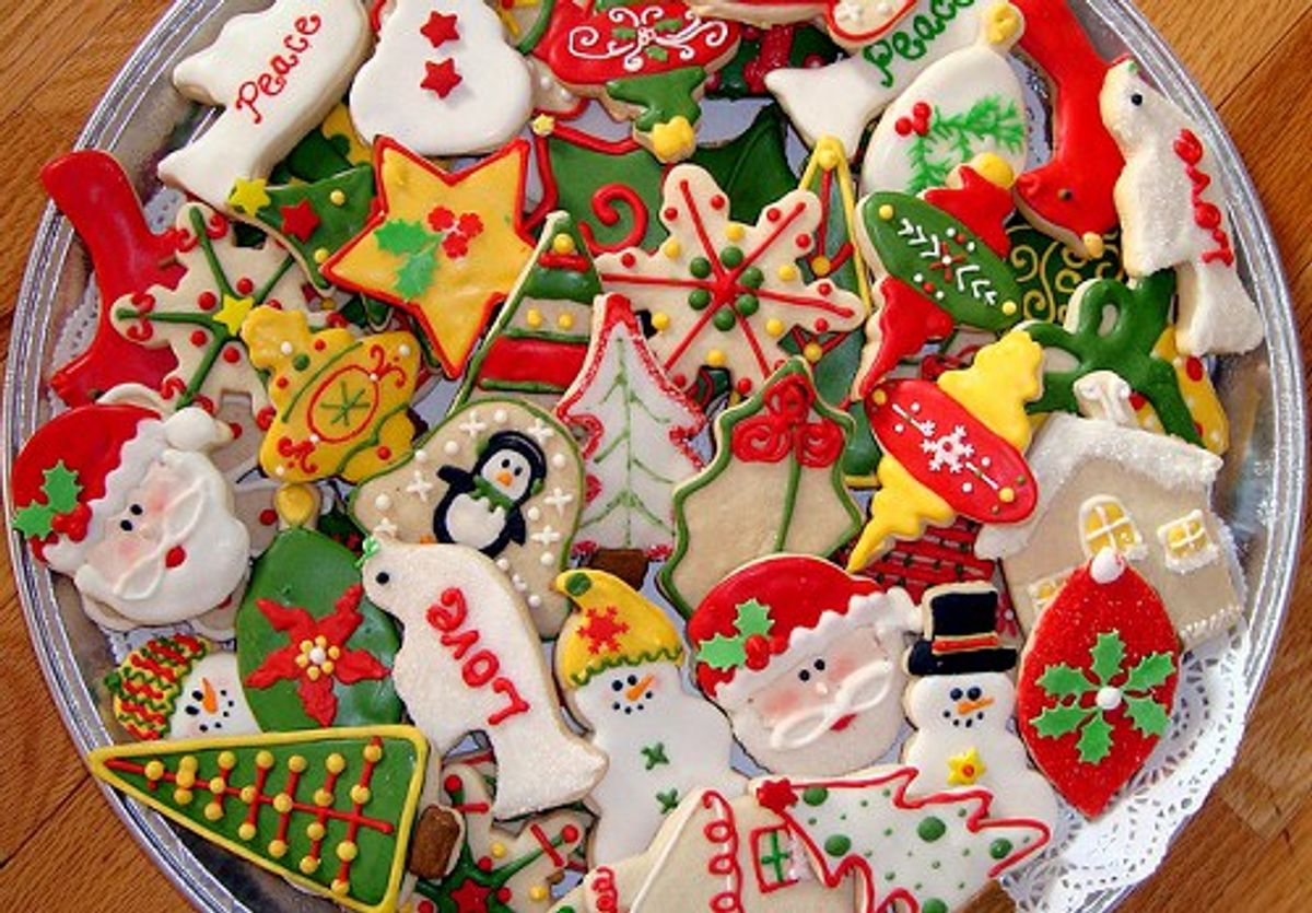 5  Most Popular Holiday Cookies