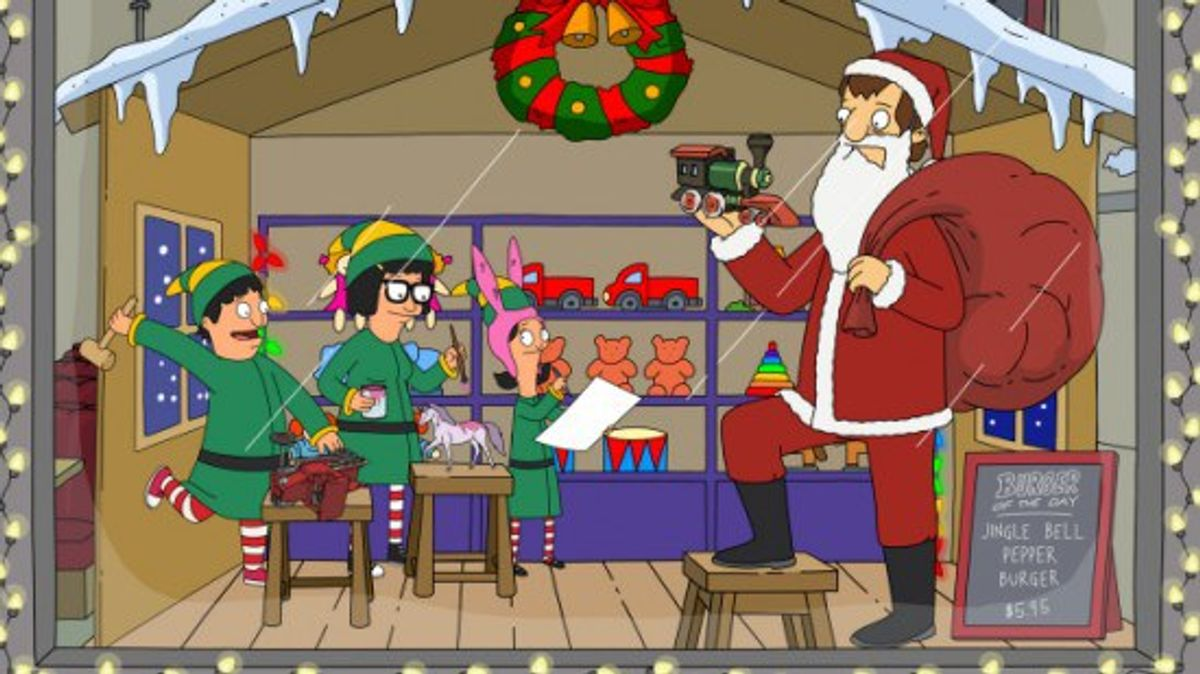 The 4 Best Christmas Episodes of All Time