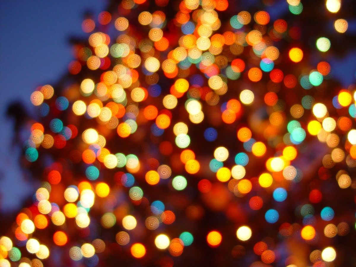 5 Reasons Christmas Is My Favorite Holiday