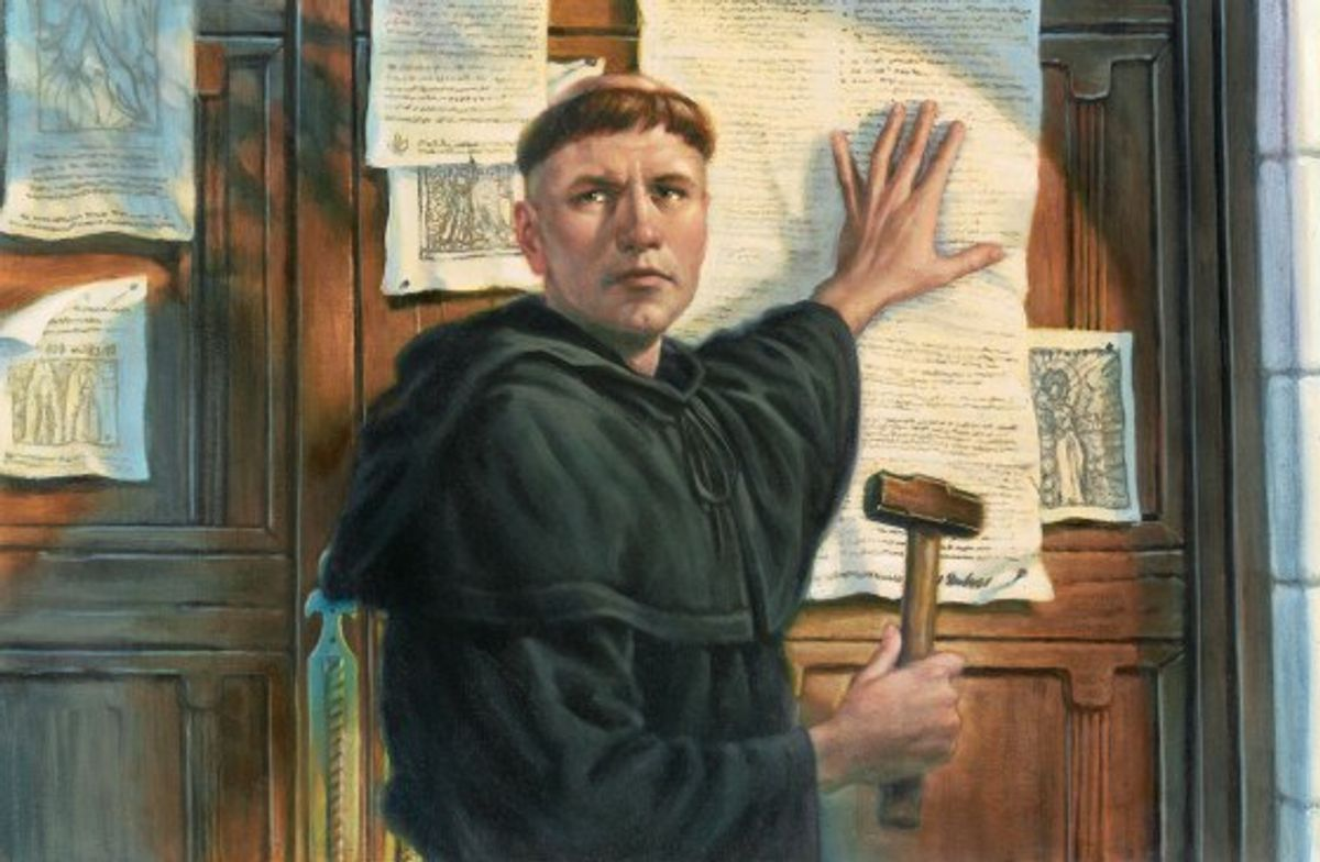 Martin Luther And The Birth Of Mass Media