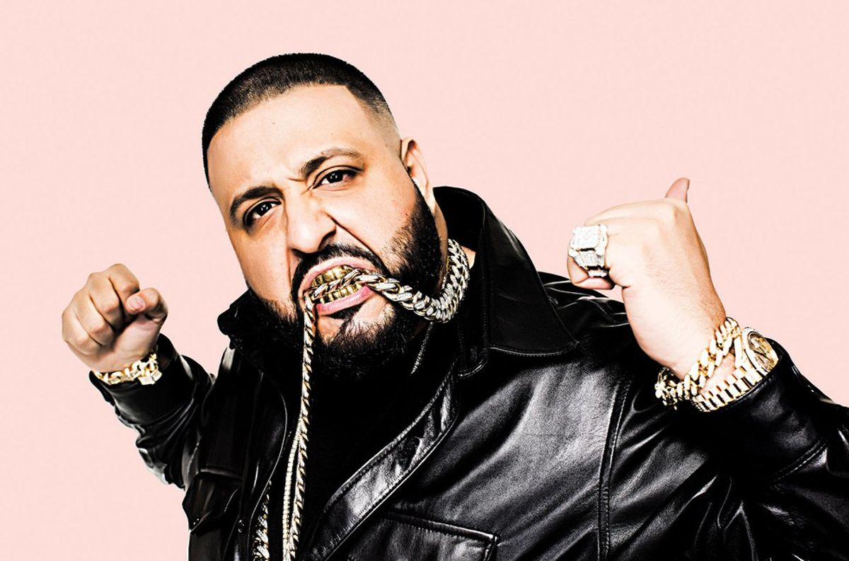 16 Inspiring DJ Khaled Quotes to Get You Through 2016