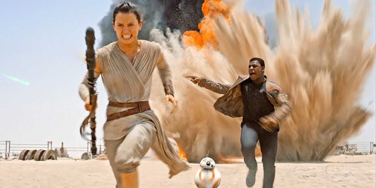 Why Rey Is Such An Important Role Model To Young Women