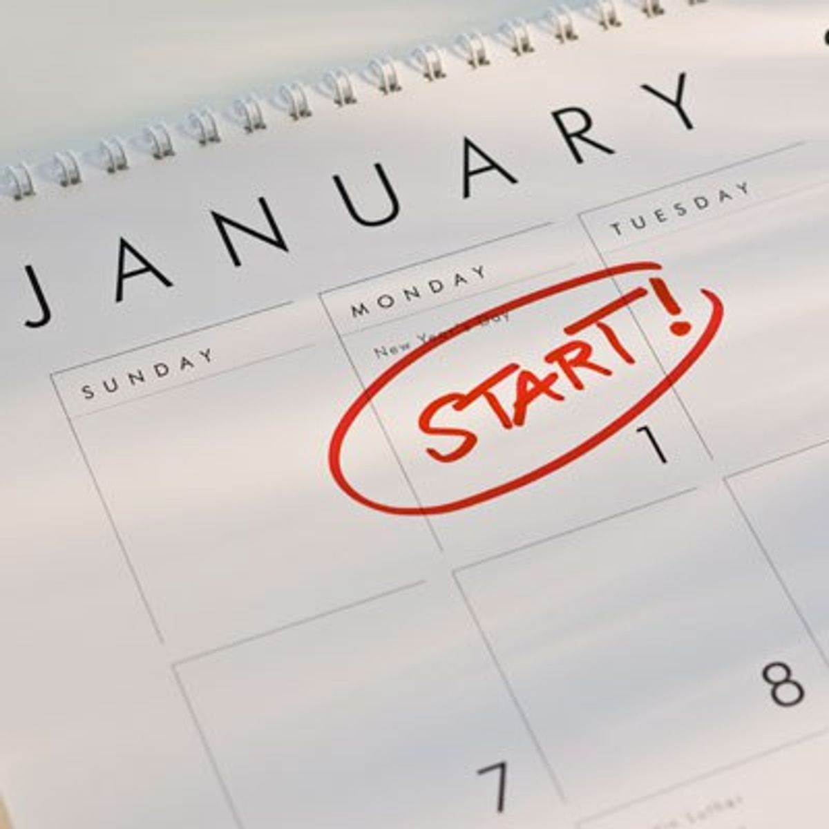 Why New Year's Resolutions Are Useless