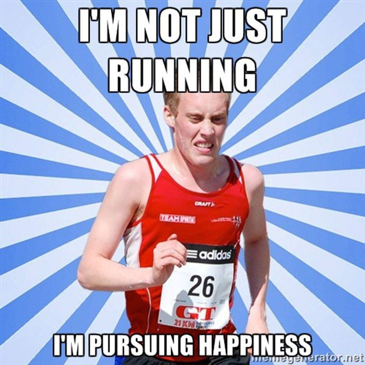20 Things Only Distance Runners Understand