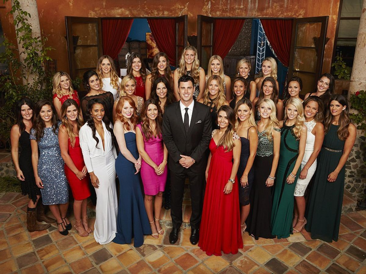 71 Thoughts You Had While Watching the Season Premiere of the Bachelor