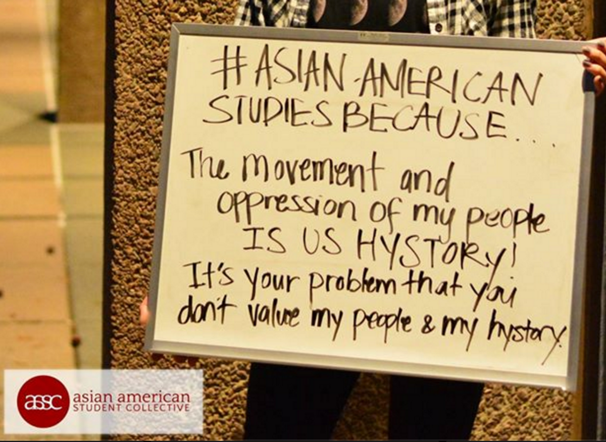 Asian American History And My Identity