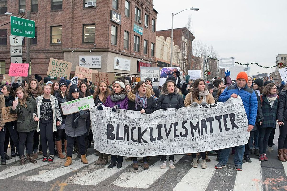 Why I'm Changing My Views On Black Lives Matter This Year