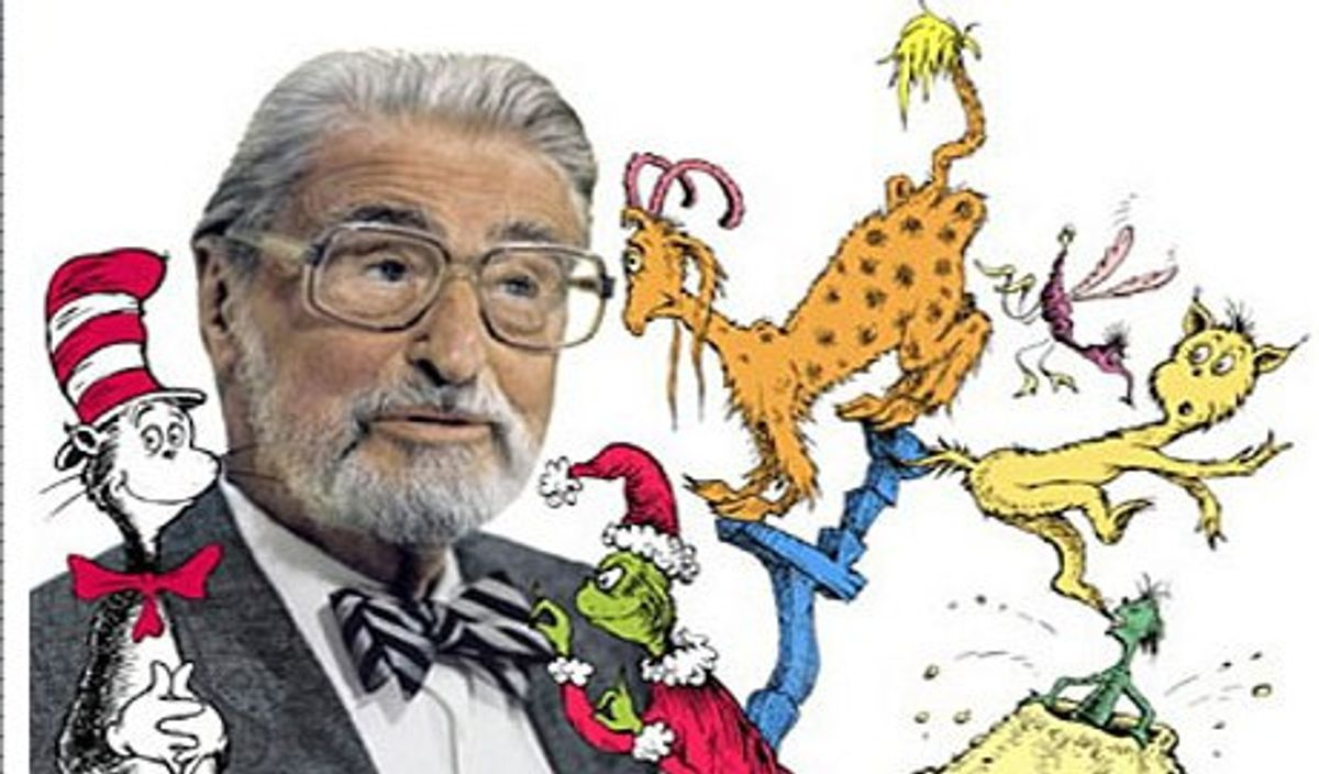 20 Times Dr. Seuss Had The Best Advice