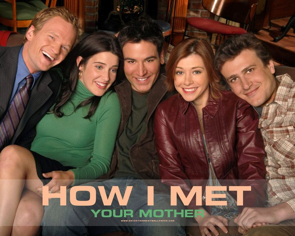 """High School As Told By """"How I Met Your Mother"""""""