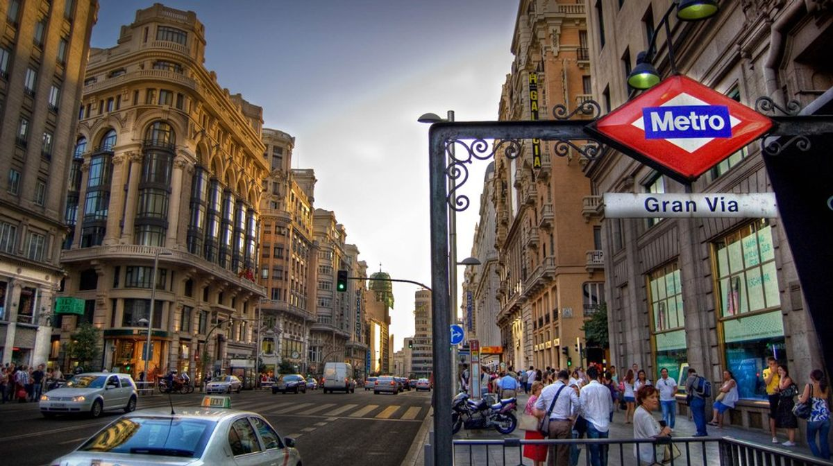11 Spots To Hit Up In Madrid