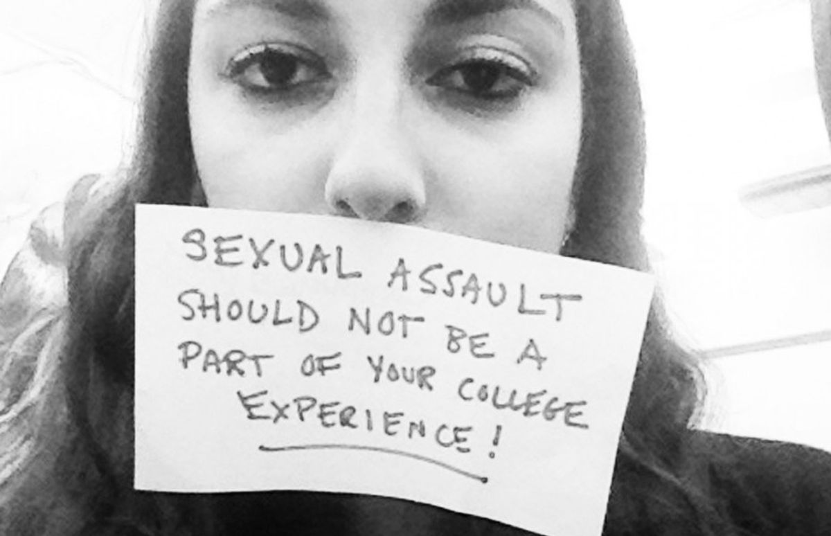 Compliment Me By Respecting Me: A Story Of Sexual Assault