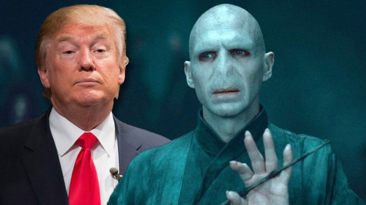 4 Reasons Why Trump and Voldemort are the Same Person