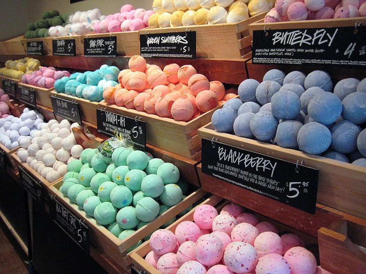 Five Reasons Lush Products Are The Best Buy!
