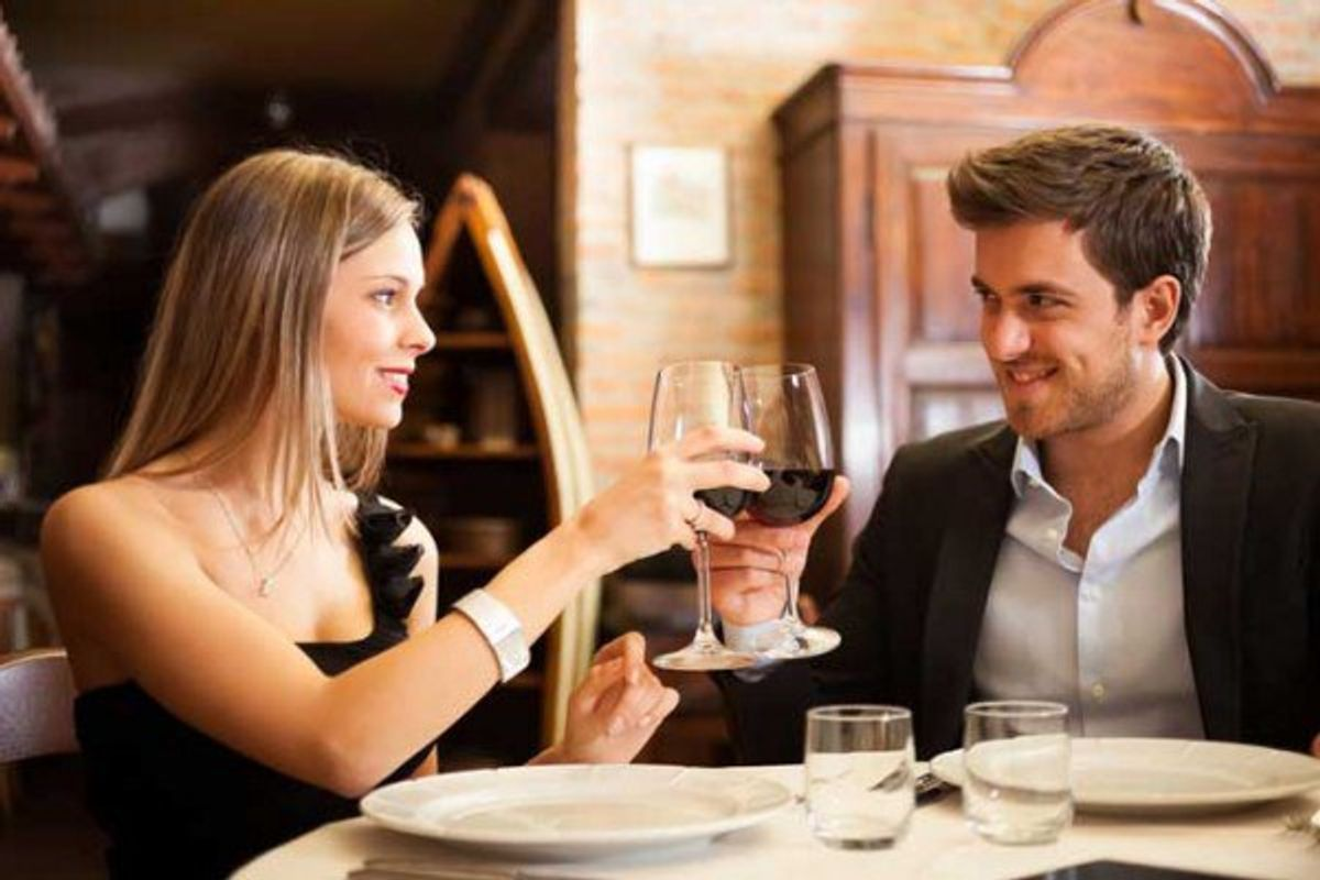 23 People On Their Ideal First Date