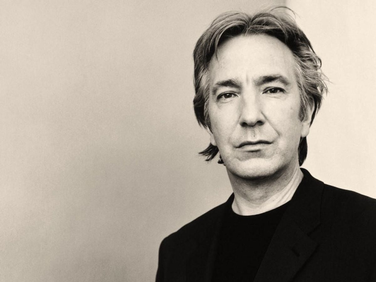 Tribute To Alan Rickman