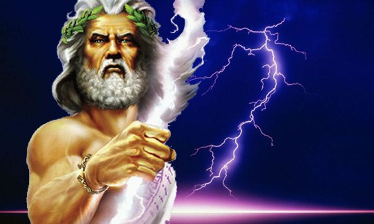 Zeus Was Terrible At Talking To Girls