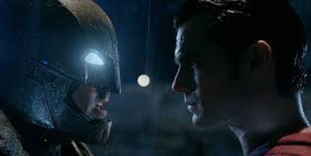 Marvel V. DC: Dawn of Debate