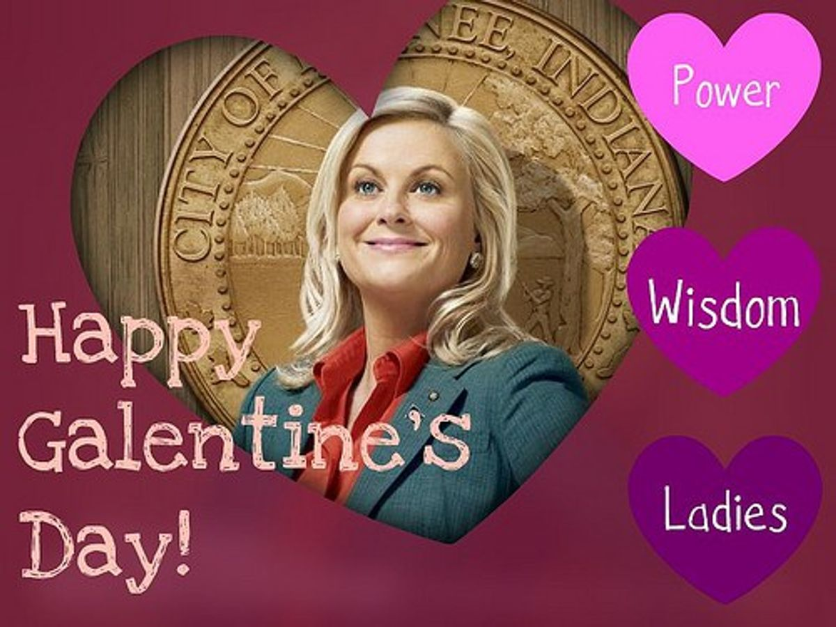 How To Celebrate This Year's Galentine's Day