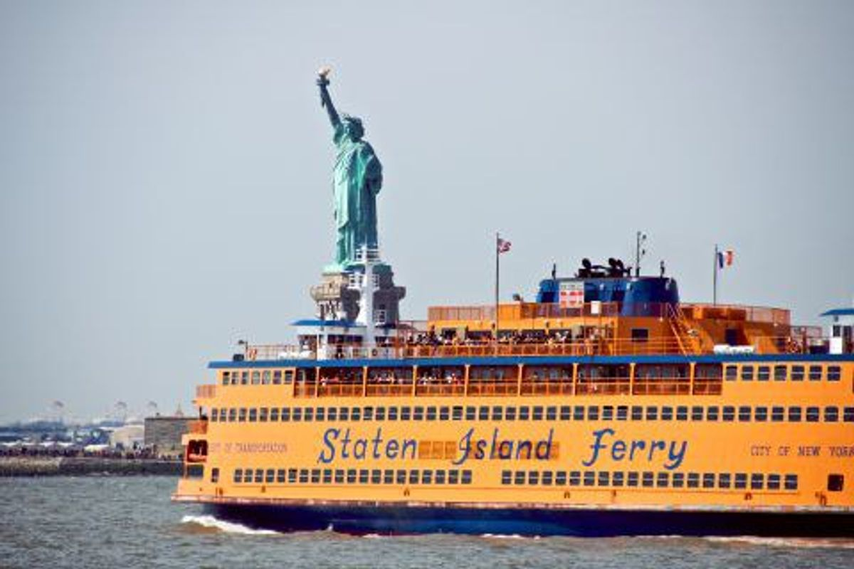 Things To Know Before Riding The Staten Island Ferry