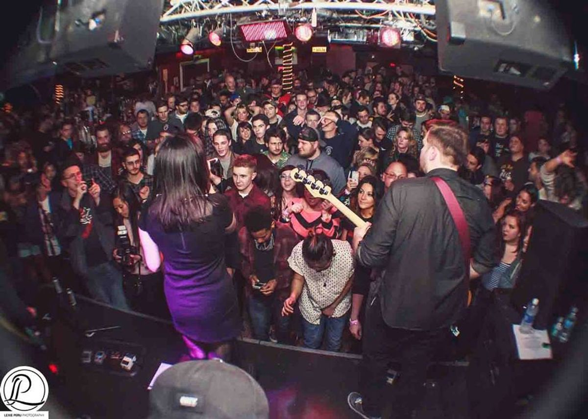 The New England Music Scene You're Missing Out On