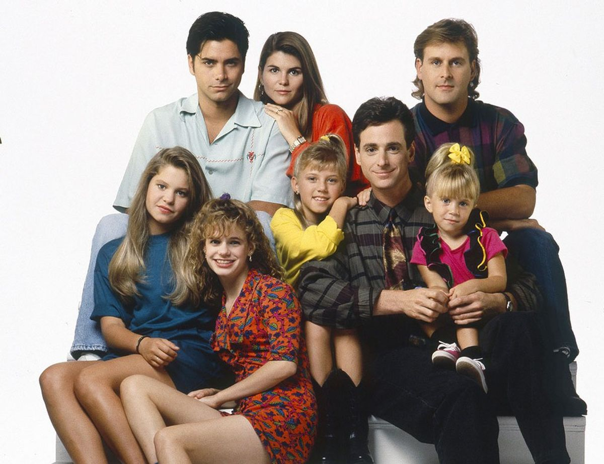 Looking Back On A Less Full House