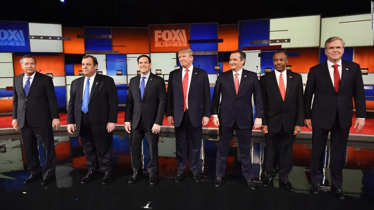 The 2016 GOP Presidential Candidates: As Told By Shakespeare