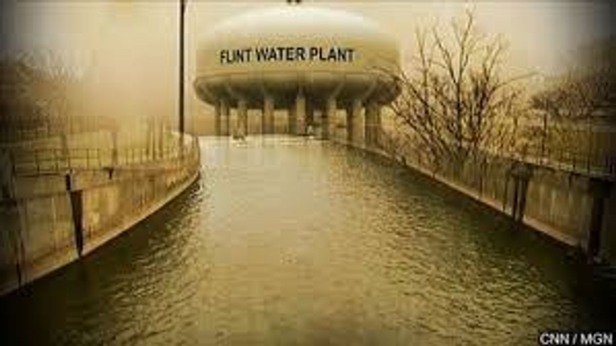 5 Disconcerting Facts About The Flint Michigan Water Crisis