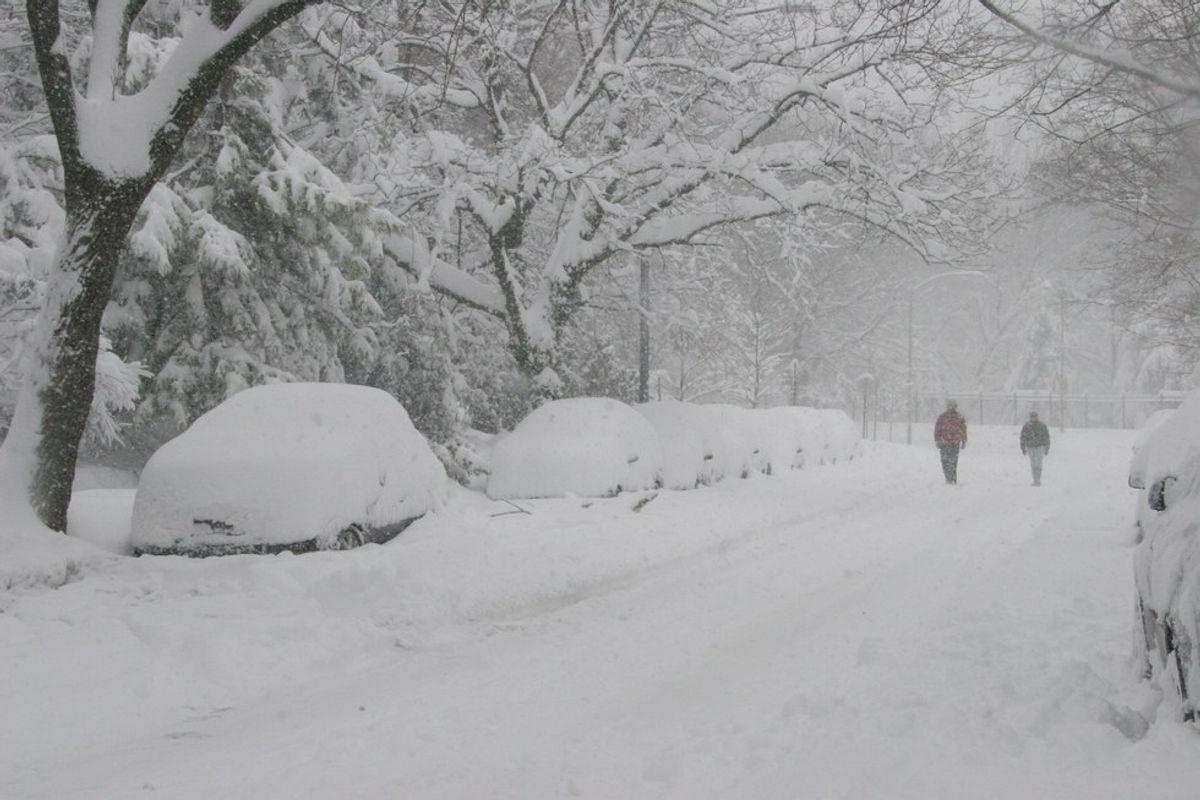 11 Reasons Why Winter Sucks
