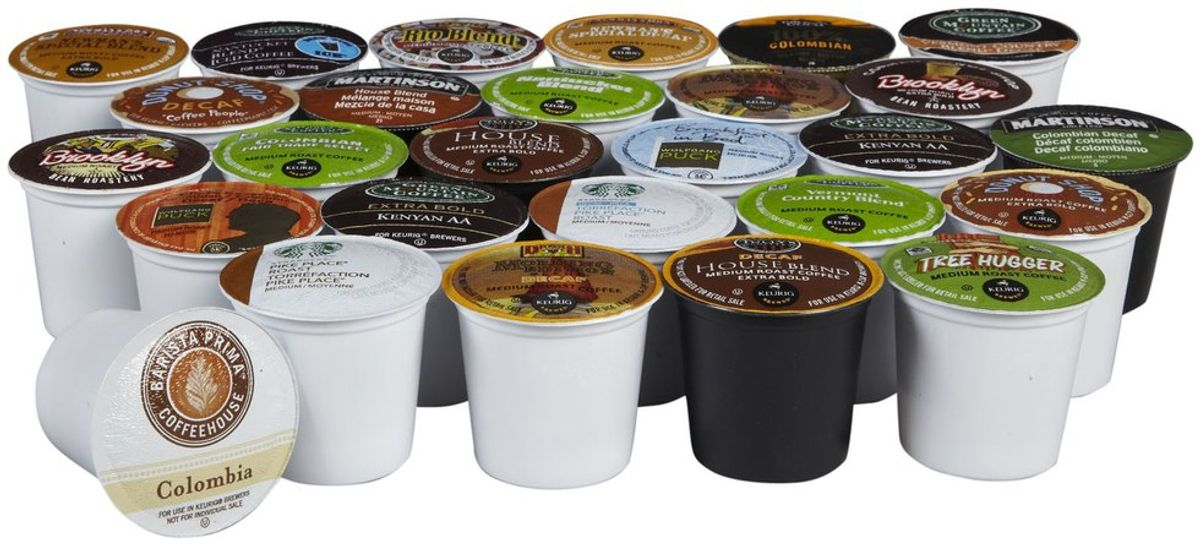 The Problem With K-Cups
