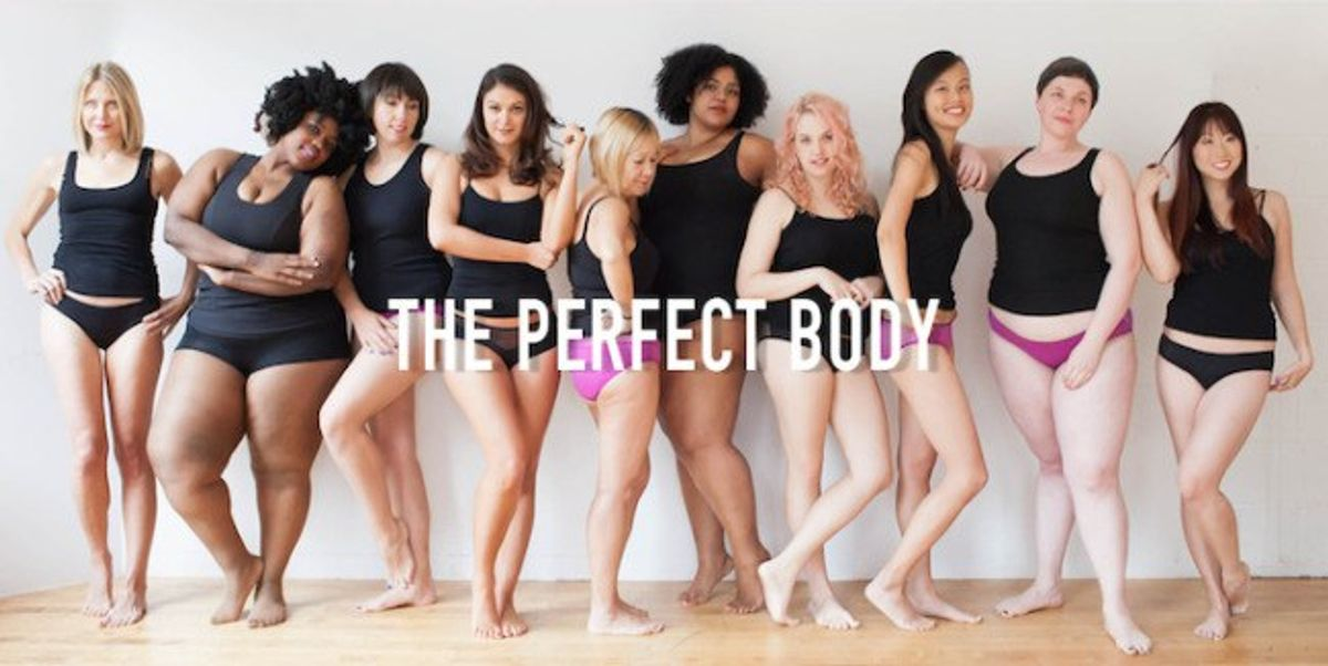 Body Image Among Women: The Pressure To Be 'Perfect'